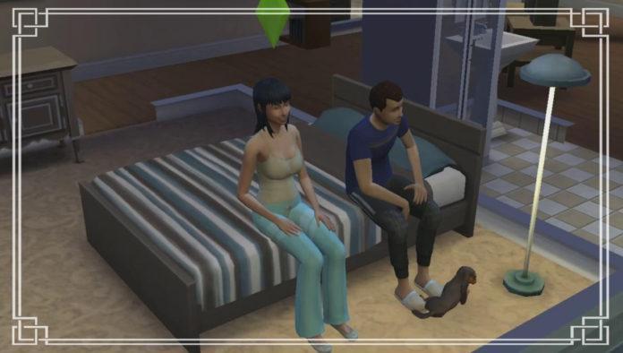 Что делать, если персонаж не спит в Sims 4