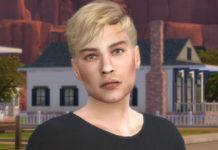 Пак мужской одежды, причесок и не только для Sims 4