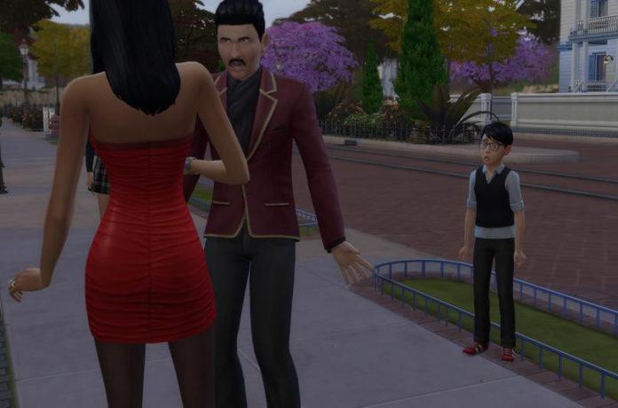 Мод «Реалистичный развод» от Zero для Sims 4