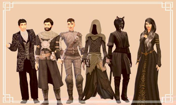 Челлендж Dungeons and Dragons. Часть 1