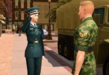 Мод «Записаться на войну» от kuttoe для Sims 4