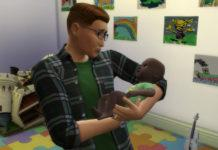 Мод «Трудные и простые младенцы» от chingyu1023 для Sims 4