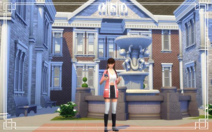 Как поступить в университет в Sims 4