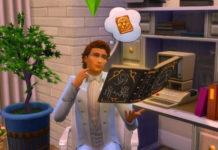 Мод «Создание волшебных предметов» от ZERO для Sims 4