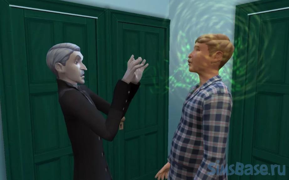 Мод «Влияние на других симов» от lotharihoe для Sims 4