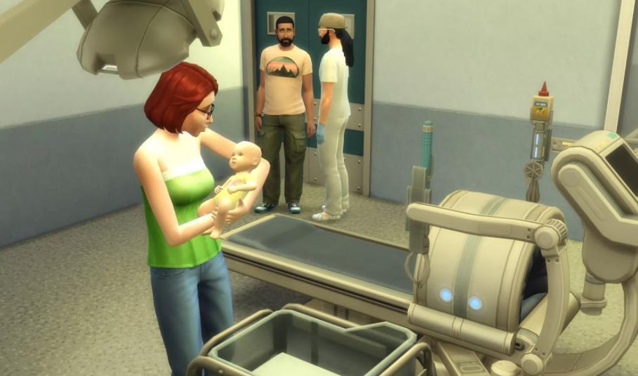 Все чит-коды на беременность Sims 4