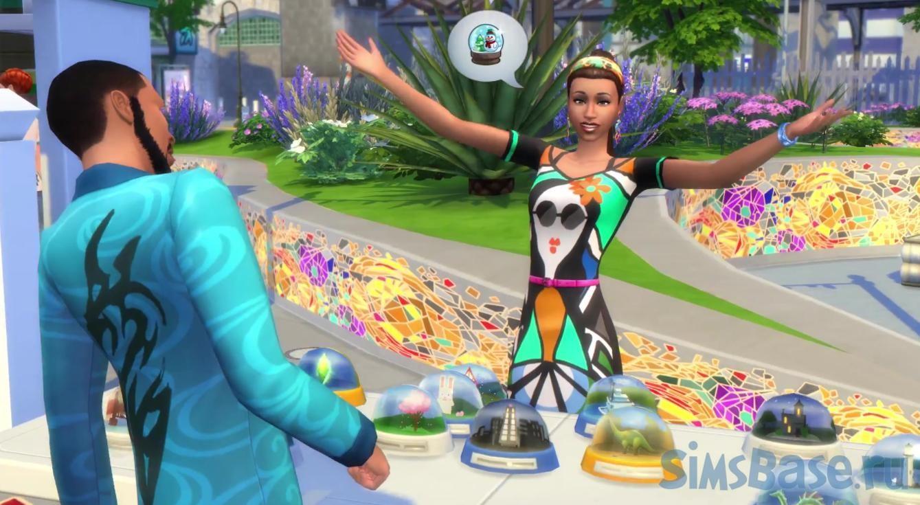 Подборка модов от deichscha для Sims 4 Жизнь в городе
