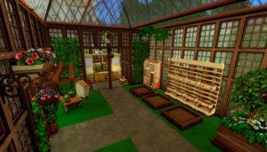 Замок эпохи Возрождения от plumbobkingdom для Sims 4
