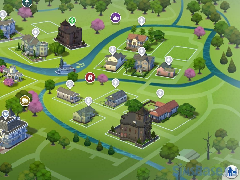 Как переехать в другой дом или перенести существующий в Sims 4