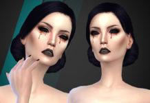 Пак СС крови для Sims 4