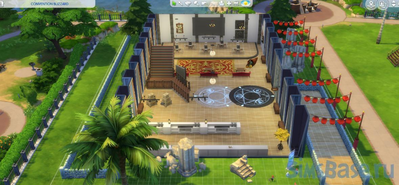Мод «Событие World of Warcraft» от Grumpy для Sims 4