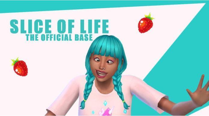 Мод «Кусочек жизни Slice of life» Новая версия от kawaiistacie для Sims 4