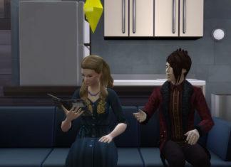 Мод «Автономное предложение отношений» от Zero для Sims 4