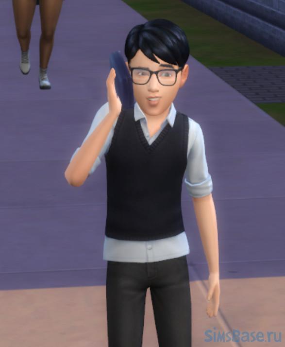 Мод «Кусочек жизни SOL – новый модуль «Моя социальная жизнь» от kawaiistacie для Sims 4