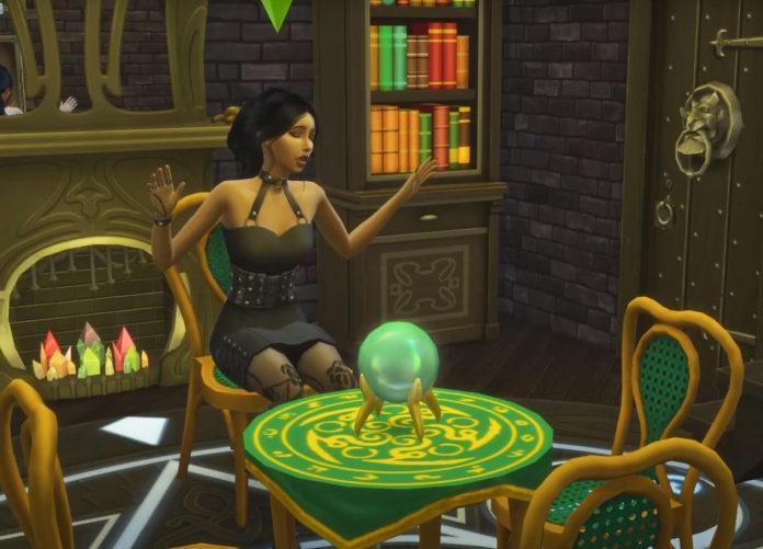 Мод «Салемские ведьмы» от Maгia Game для Sims 4