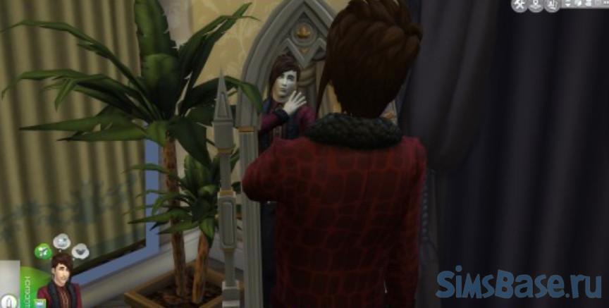 Мод «Новые способности вампиров» от littlemssam для Sims 4