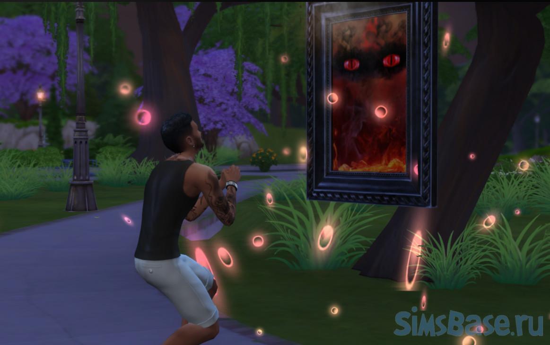 Мод «Армагеддон» от Sacrificial для Sims 4