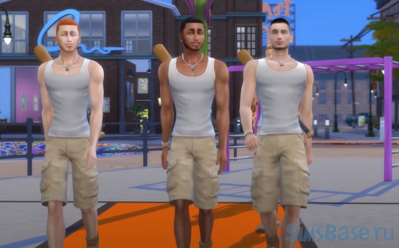 Мод «Экстремальная жестокость или Extreme Violence» от sacrificial для Sims 4