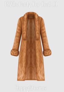 Коллекция одежды 1920-1960 годов от LonelyBoy для Sims 4