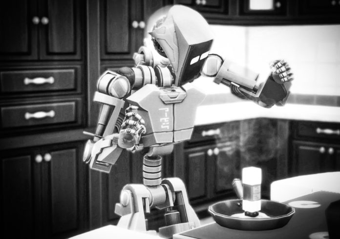 Мод «Черты характера для Серво» от Amber Lokisdotter для Sims 4