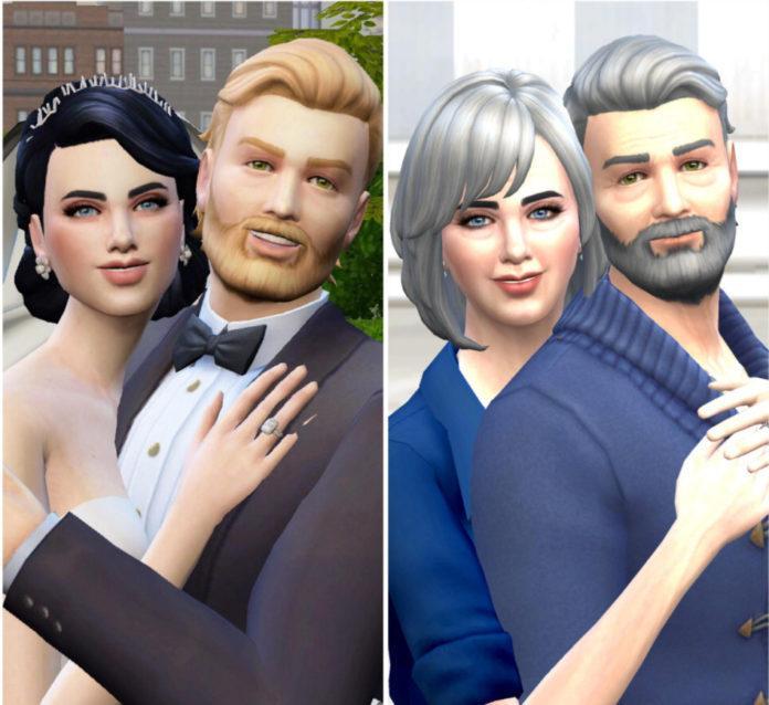 Мод «Реалистичный возраст» от nifflr для Sims 4