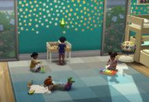 Мод «Функциональные игрушки для малышей» от PandaSama для Sims 4