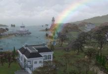 Мод «Полное изменение погоды или Weather Realism Overhaul» от no12 для Sims 4