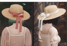 Набор женских шляпок от разных авторов для Sims 4
