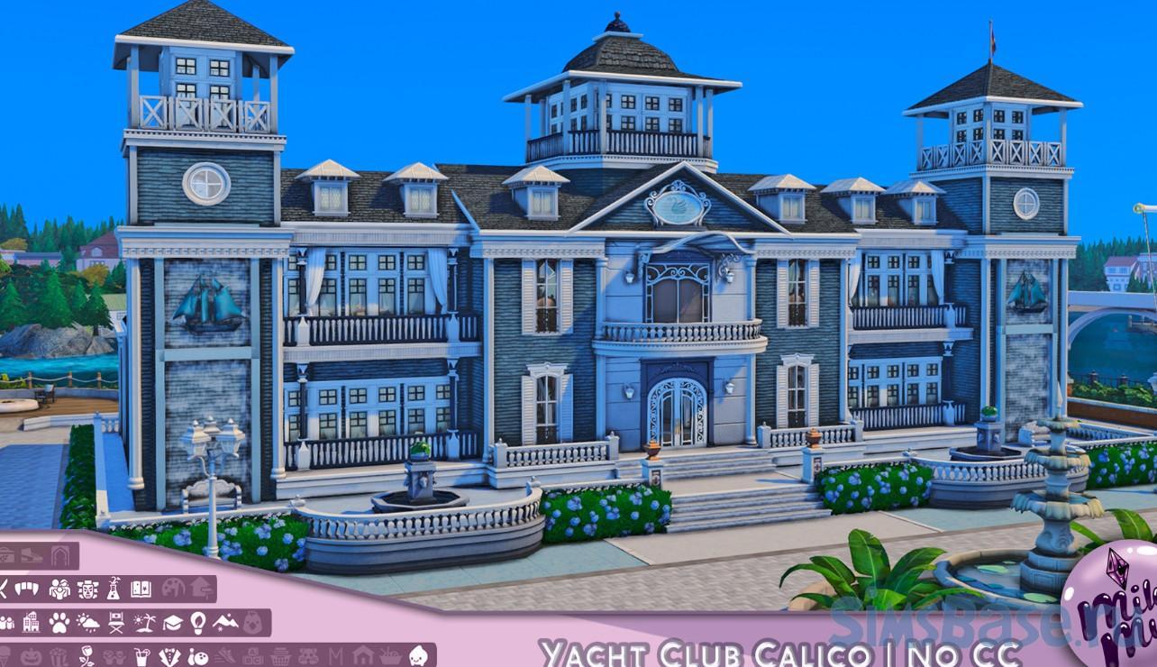 Полная застройка Бриндлтон-Бэй от MikkiMur для Sims 4