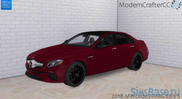 Коллекция автомобилей от Modern Crafter CC для Sims 4