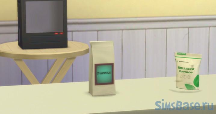 Мод «Столкновение с реальностью: болезни, лекарства, косметика и т.д. – Новая версия» от  Mirai для Sims 4