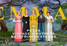 Набор одежды 18-го века от EMMA для Sims 4