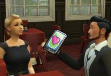 Мод «Приложение для знакомств SimDa или SimDa Dating App» от littlemssam для Sims 4