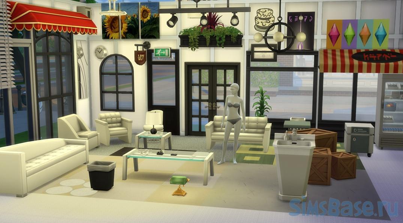 Челлендж «Мебельная мастерская»