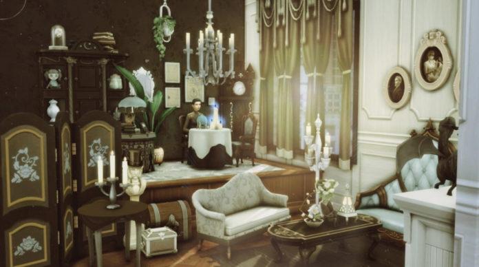 Квартира Медина Студиос 930 от plantsimgirl для Sims 4