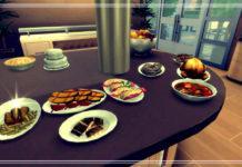 Sims 4 FAQ: Почему мой сим толстеет и какая калорийность блюд в игре?